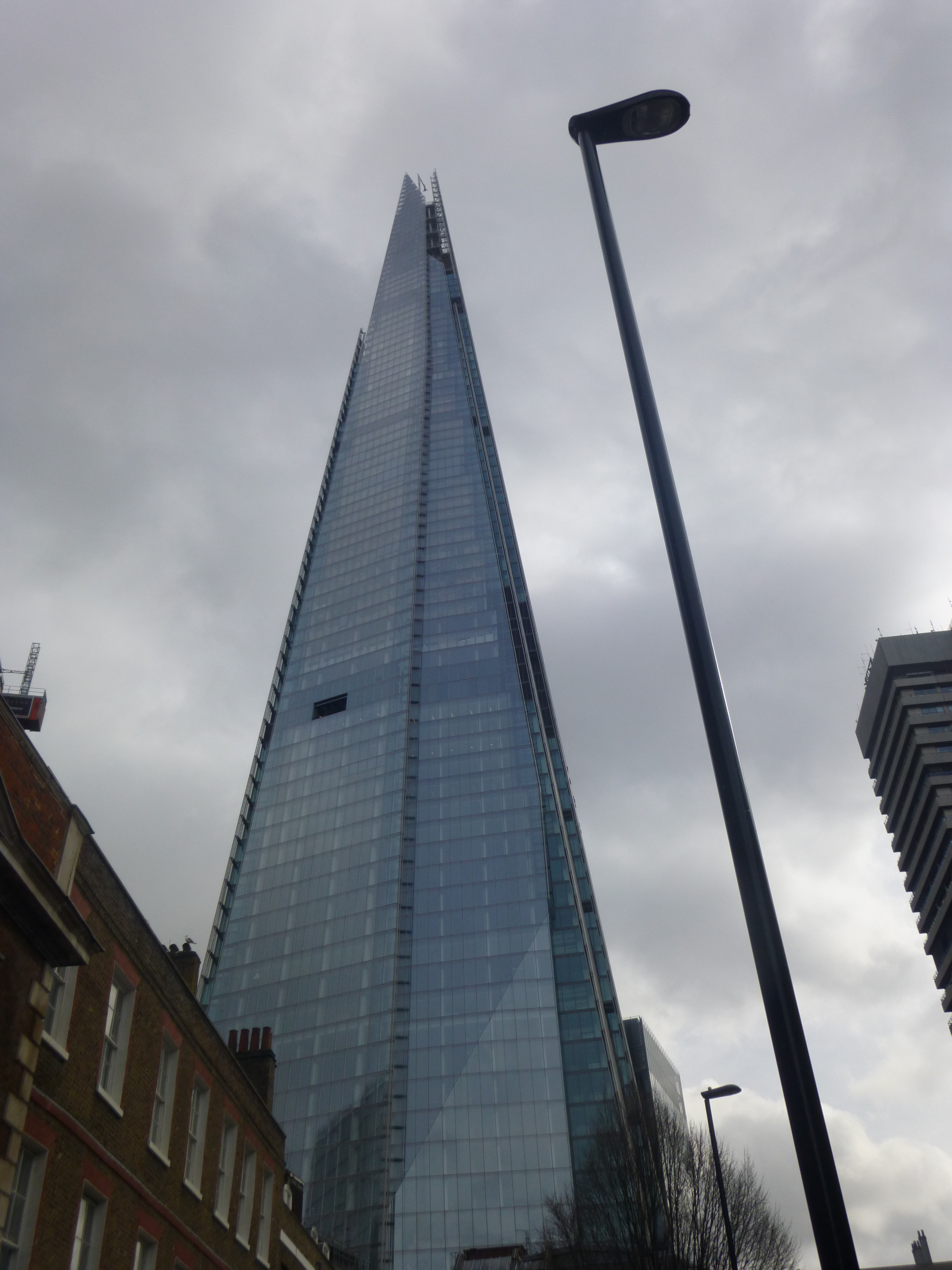 Views From The Shard London Thoughtsfromwestfive