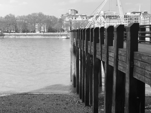 lovelondonscenes 160 – Views from the South Bank near